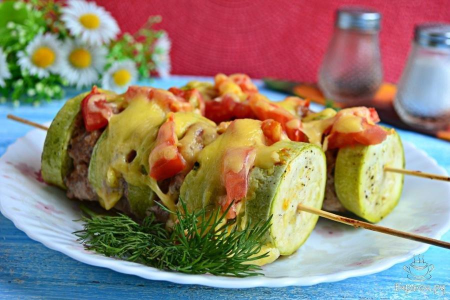Рецепты блюд с кабачками!