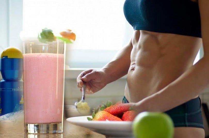 Польза протеина для похудения!