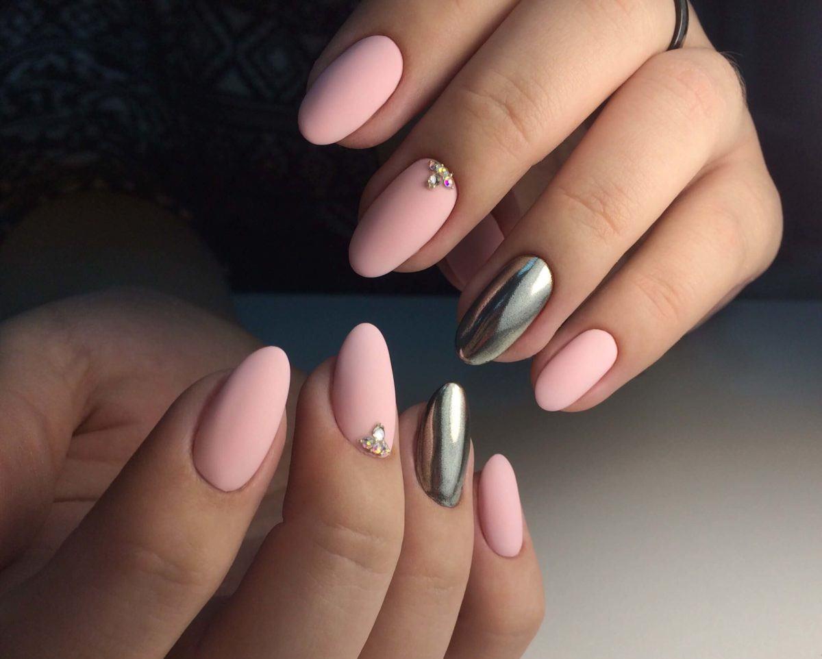 Персиковый цвет на ногтях картинки которым появляются