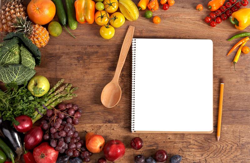 жесткие диеты в блокноте